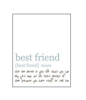 best friend essay