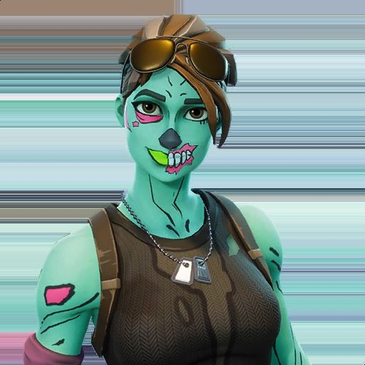 Code Skin Colora Fortnite Ghoul Trooper Locker Fortnite Tracker Di 2020