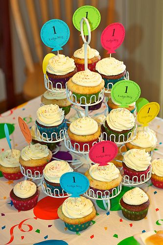 Balloon themed party- cupcakes: Madi S 2Nd, Themed Cupcakes, Parties, 1St, Ideas Para, Birthday Party Event, Balloon Themed, Birthday Party Ideas, Birthday Ideas