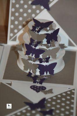 Scrapbooking Tati: Explosionsbox zur Hochzeit