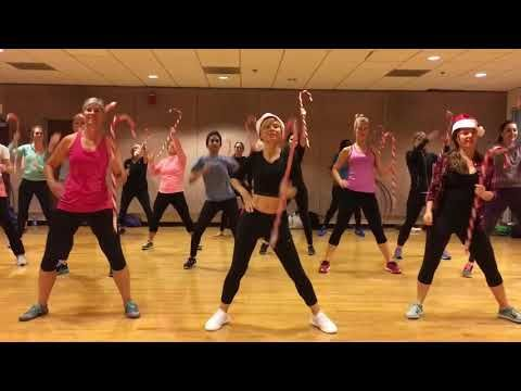 All I Want For Christmas Fifth Harmony Dance Fitness Workout Valeo Club Youtube With Images Dance Workout Christmas Workout Zumba Dance