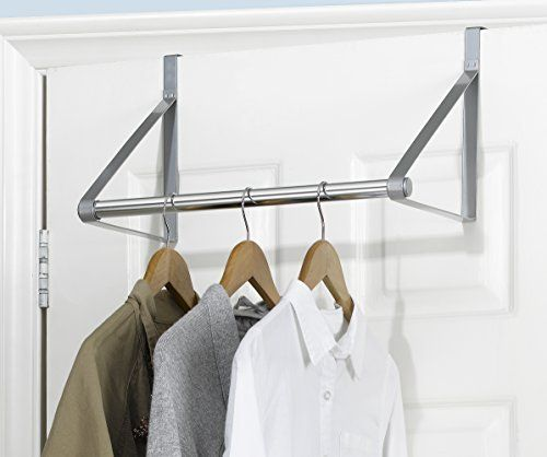 ニトリでみつけたコイツで クローゼットを拡張できるだって マイ定番スタイル Roomie ルーミー ニトリ クローゼット ドアハンガー 収納 アイデア
