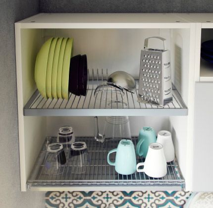 gouttoir int gr mont au dessus de l vier ikea cuisine pinterest placards recherche. Black Bedroom Furniture Sets. Home Design Ideas