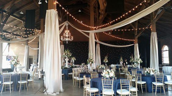 Huntsville Historic Depot RoundHouse wedding venue