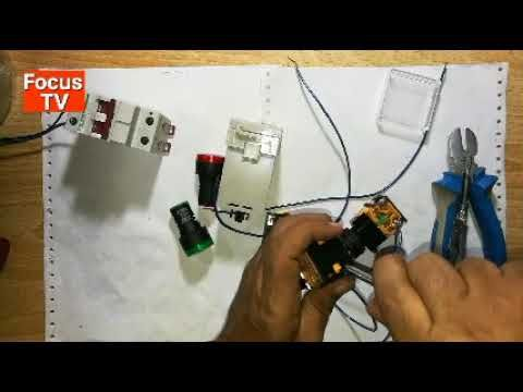 How To Control Wiring Of Dh48s S Timer Industrial Wire