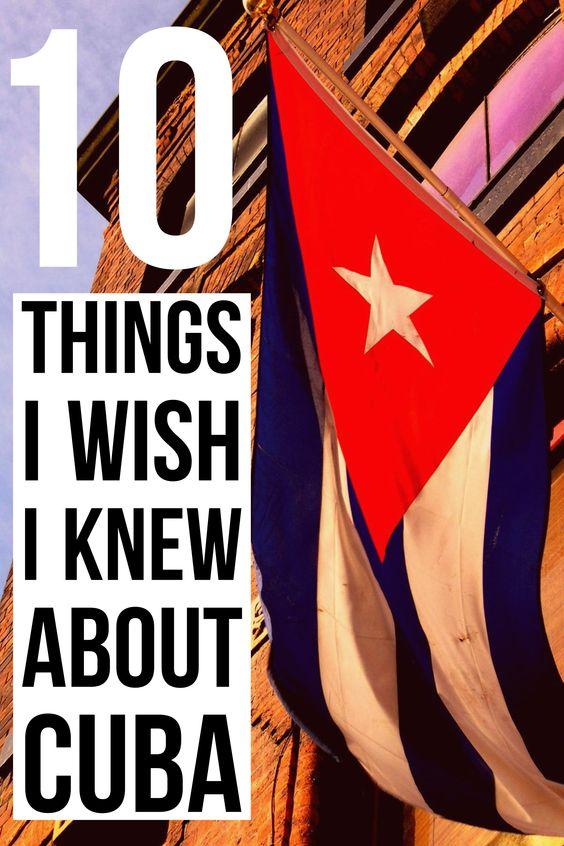 キューバ, 旅行参考イメージまと...