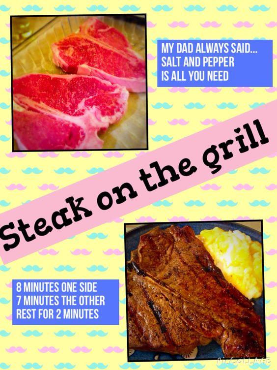 Dad's Steak