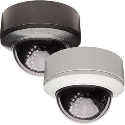 Vitek VTD-M2RHET2812 Mighty Dome Trio 2.1 Megapixel Indoor All-in-One Dome Camera with 35 IR LED Illumination
