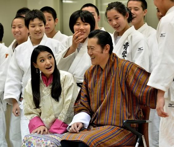 BHUTAN ROYAL WEDDİNG Gosip Para Kenamaan Gosip Forum CARI - The most eco friendly country in the world just planted 108000 trees to celebrate a new royal arrival