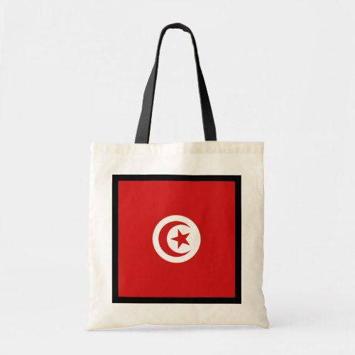 Tunisia Flag Bag Zazzle Com Flag Bag Tunisia Flag Bags