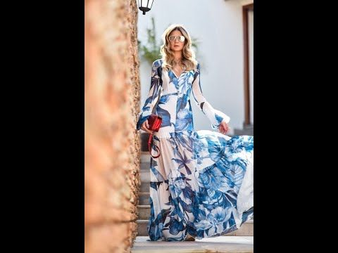 Bayan Gunluk Elbise Modelleri Women S Casual Dress Models Youtube 2020 Elbise Modelleri Moda Stilleri Elbise
