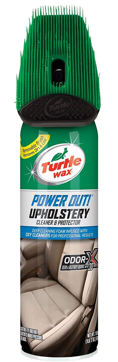 Turtle Wax T 246r1 Power Out Upholstery Cleaner Odor Eliminator 18 Oz Thank You For Visiting Our Upholstery Cleaner Diy Upholstery Cleaner Fabric Stains