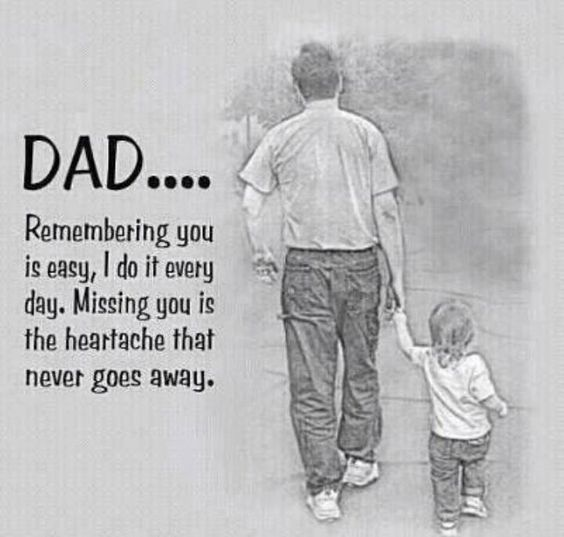 Image result for miss you dad two years since you passed
