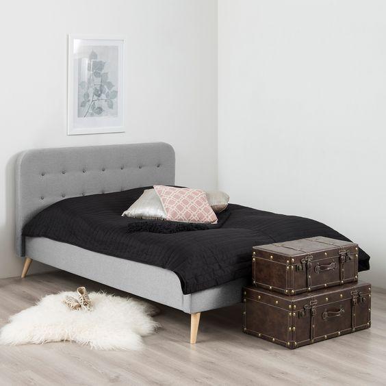 Polsterbett Klink Ii Kaufen Home24 Schlafzimmer Design Luxus Schlafzimmer Design Polsterbett
