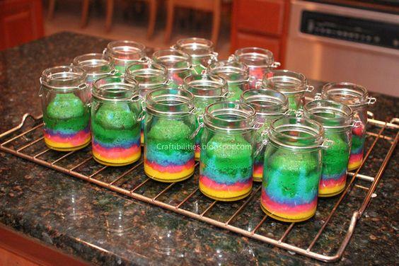 TEACHER APPRECIATION idea PART 3 - CAKE IN A JAR! Downloadable tag - FREE