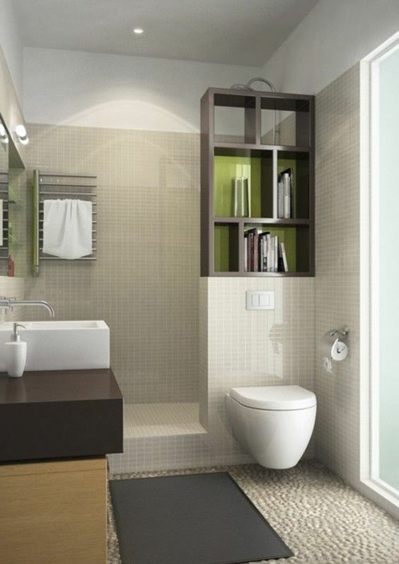 Salle de bain zen le printemps est l design zen and book for Lle de bain