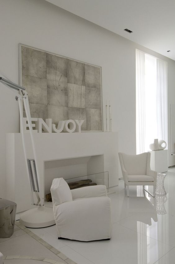words to greet guests - this blog has got nice pics of this entire white space: Roberto Migotto - arquitetura | interiores