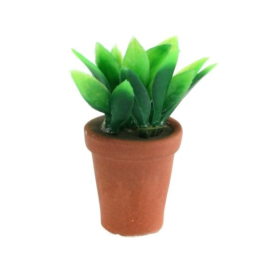 Miniatures Terra Cotta Plant By Artminds In 2020 Clay Flower Pots Plants Terracotta