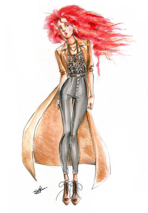 Merida: Brave Young Heart by MYoshira.deviantart.com on @deviantART