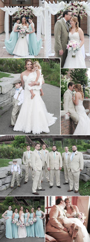 Motto-Hochzeit im Vintage Stil. Fotos: © JDHowell Photography