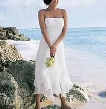 Informal Second Wedding Dresses For Fall Second Wedding Dress Plus Size T