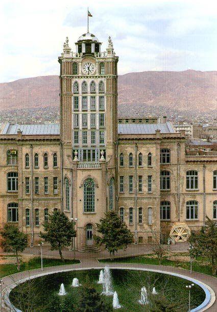 Iran- Tabriz
