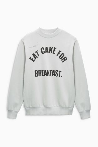 """It's the weekend. Do what you want and """"eat cake for breakfast""""! I know I will be!"""