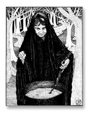 Website for this image  Hecate copyright Joanna Powell Colbert:
