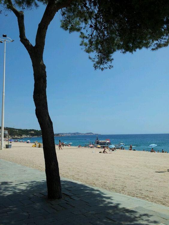 Playa De Aro Bucht