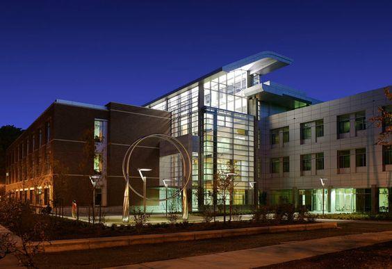 Kelley Engineering Center on Campus of OSU