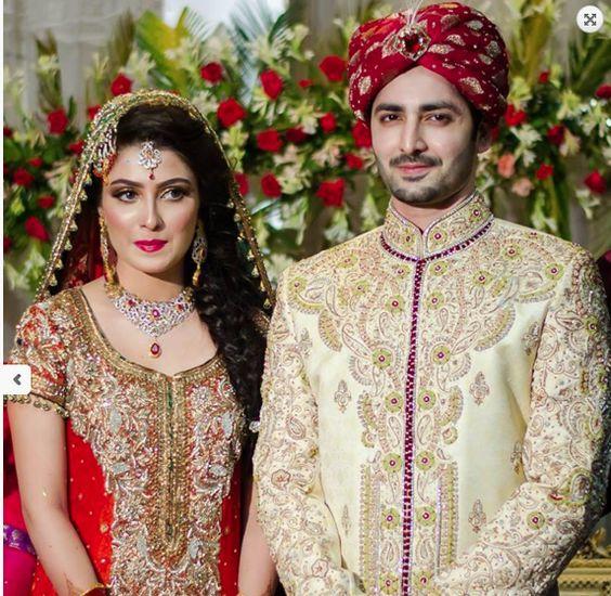 Pakistani Celebrity Wedding Pictures - Santa Banta
