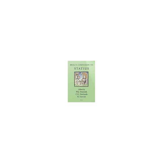 Brill's Companion to Statius ( Brill's Companions in Classical Studies) (Hardcover)