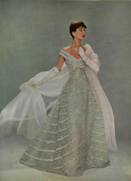Christian Dior - 1955.