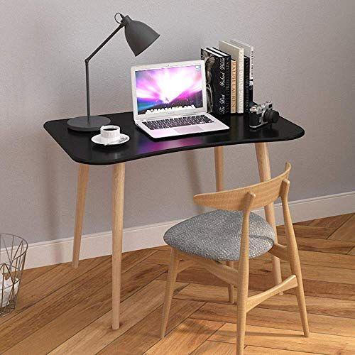 Yueqisong Desktop Computer Desk Bedroom Home Solid Wood Desk