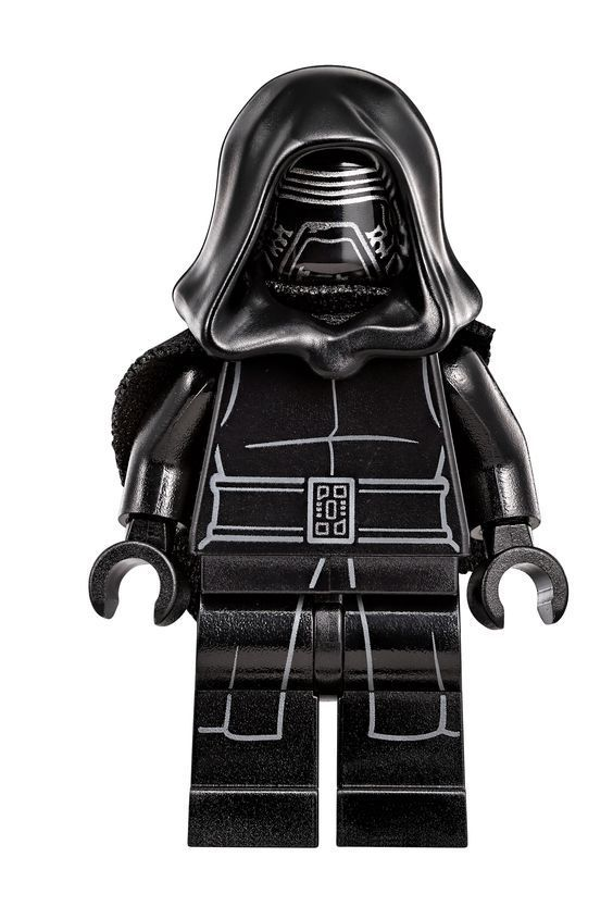 Here Are All Of The Lego Minifigures For The Force Awakens
