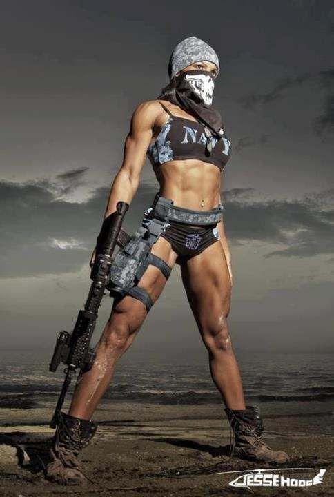 Women Navy Seals Training