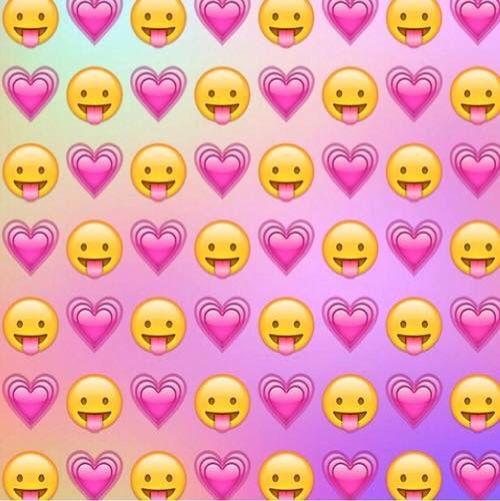 Love Emoji Wallpapers : Emoji background Emojis ????????? Pinterest Backgrounds