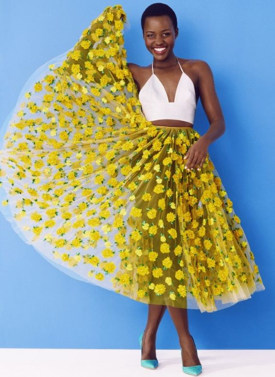Trends To Try: The Colour Yellow