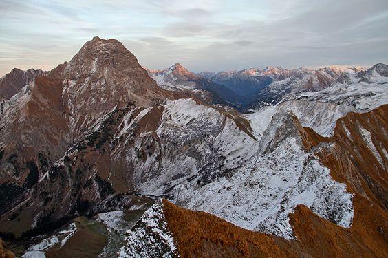 #Wanderung #Schröcken #Heiterberg: http://www.downhillhoppers.com/?p=7549