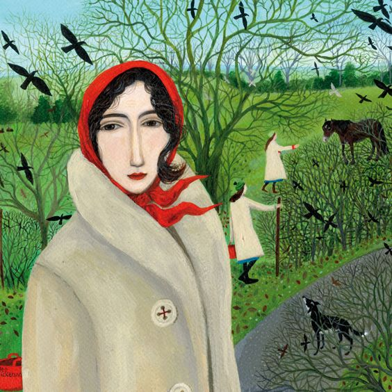 'If Wishes Were Horses' By painter Dee Nickerson. Blank Art Cards By Green Pebble. www.greenpebble.co.uk