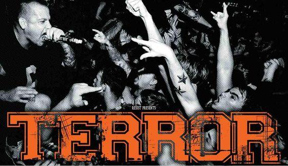 Free Terror Harcore Music Band Images HD Wallpaper Desktop