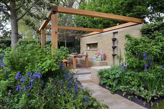 The Homebase Garden / Дизайнер: Adam Frost