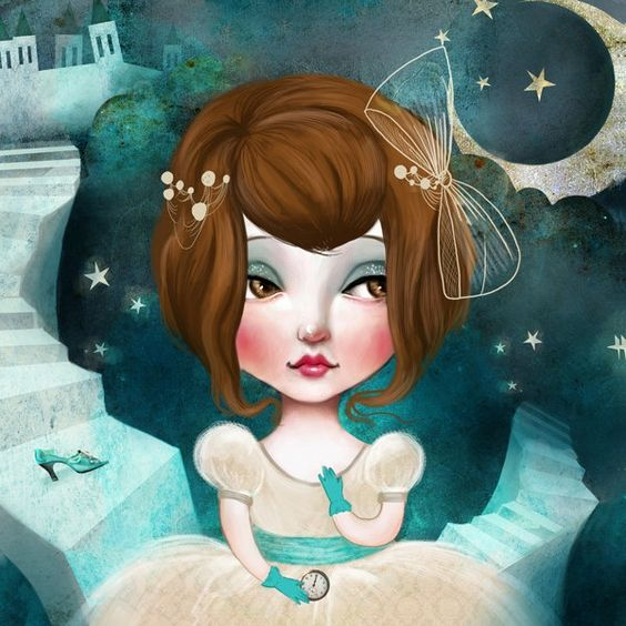 La Cenicienta - Lisa Falzon