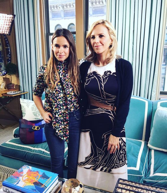 Flashback to my interview with @ToryBurch Watch the teaser on Buro 24/7…