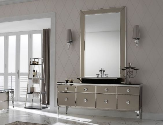 Milldue Majestic 10 Bronze Lacquered Glass High End Italian ...
