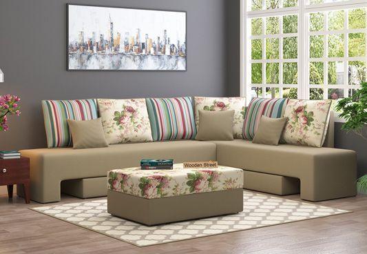 Awesome L Shaped Sofa Bangalore Online And Description Living Room Sofa Design Sofa Set Designs Sofa Bed Design