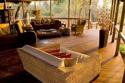 The African Accents to Decorate Your Home living-room-African-style-charming-interior-decoration   congdoan | Pinterest | Africans, Living rooms and ...