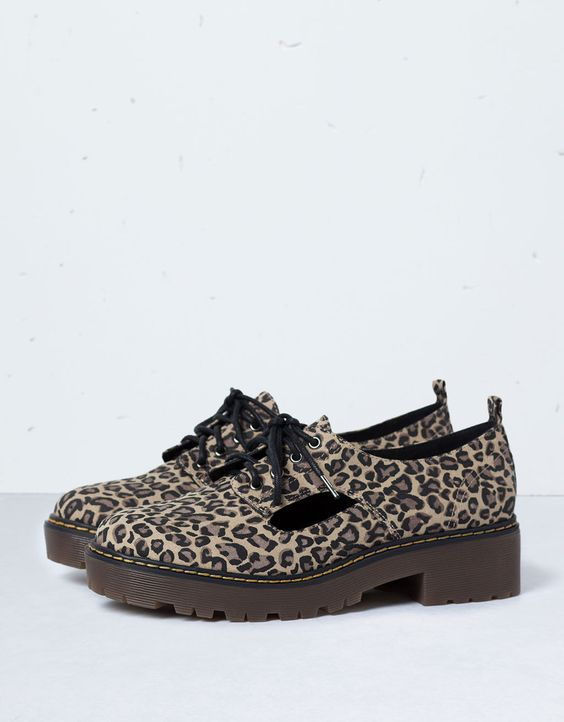 Derbies ouvertes Bershka - Chaussures plates - Bershka France; Je les ai, TOP. ♥