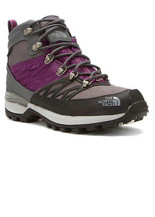 zapatillas de montaña north face mujer