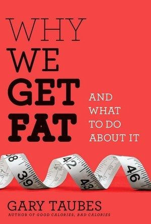 Why We Get Fat by Gary Taubes -- It's about nutrition, not a diet book.  This book explains a lot.  With my family history, we should all be following a low carb, Paleo, high protein/fat diet.